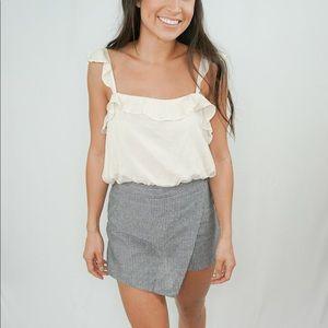 Pants - 🆕 school girl skort
